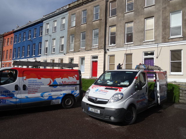 Domestic & Commercial cleaning services Cork & Limerick - Munster Clean Company